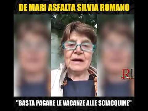 Silvia Romano e una sciacquina inutile e dannossa