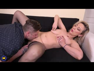 Brenda B. (43) - Boss MILF Brenda needs to see much more from her toyboy applica