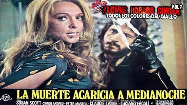 LA MUERTE ACARICIA A MEDIANOCHE 1972 de Luciano Ercoli castellano