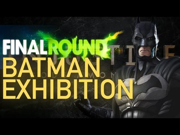 Batman Exhibition Final Round 17 Injustice