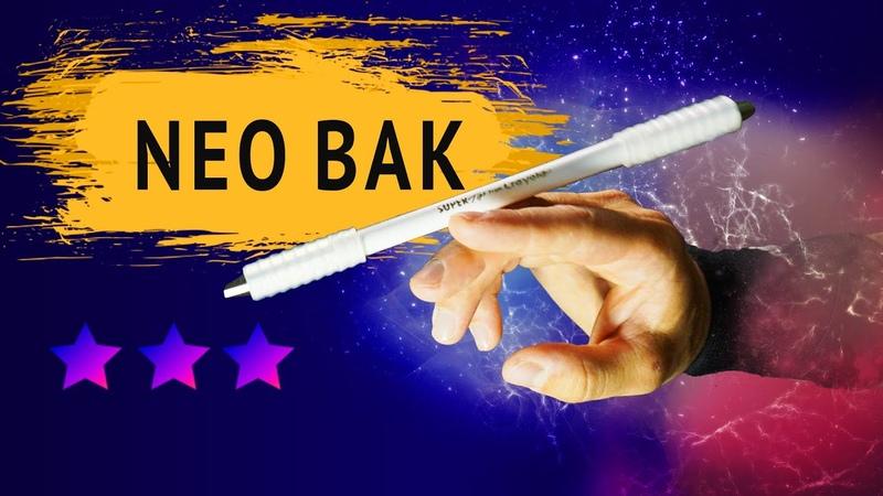 Neo Bak - easy way to master Pen Spinning trick tutorial