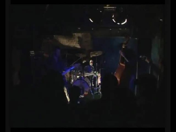 LIVE SWINDLE au Klub the delivery pizza man