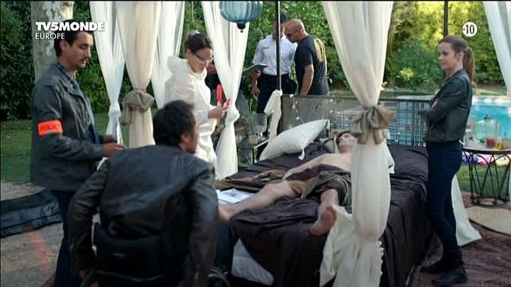 Каин Исключение из правил Cain Сезон 3 Серия 4 Бертран Артюа 2014 Франция детектив криминал