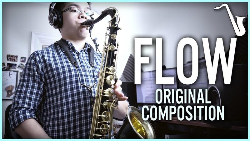 """Flow"""" Original Jazz Composition by insaneintherainmusic Carlos Eiene"""