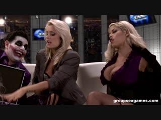 Bridgette B, Natasha Marley And Kagney Linn Karter [порно, HD 1080, секс, POVD, Brazzers, +18, home, шлюха, домашнее, big ass, s