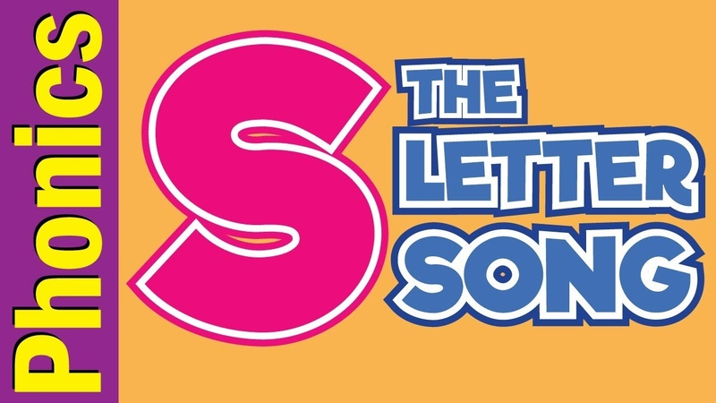 The Letter S Song   Phonics Song   The Letter Song   ESL for Kids   Fun Kids English