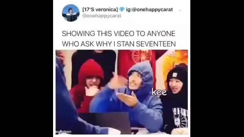 I stan Seventeen
