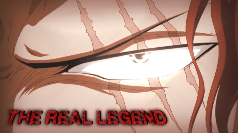 One Piece AMV ASMV THE REAL LEGEND Shanks Tribute