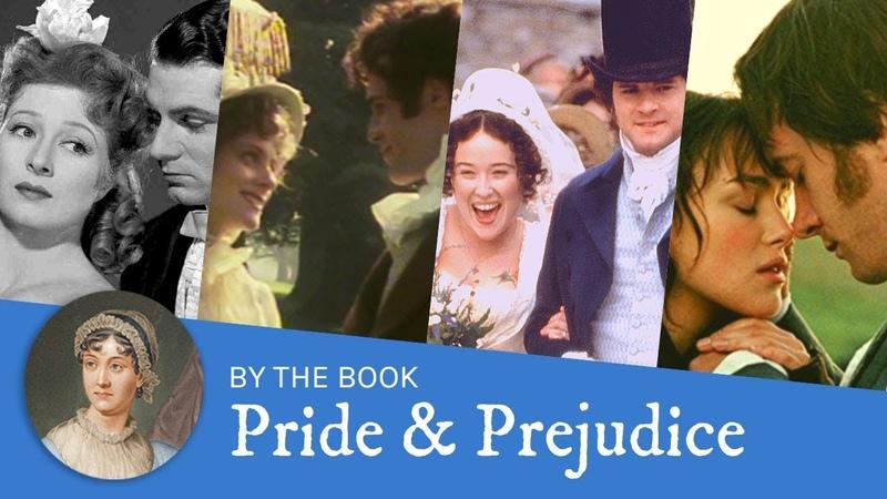 Book vs. Movie Pride and Prejudice in Film TV (1940, 1980, 1995, 2005)