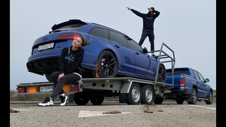 ANANAS_DRIVE -- AUDI RS6 AVANT Stage 2 775
