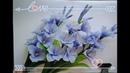 EP: 172 Gladiolus (แกลดิโอลัส) How to make nylon flower