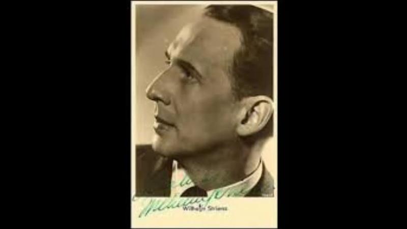 Wilhelm Strienz Gute Nacht Mutter