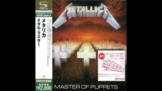 Metallica - Master of Puppets [Full Album] - [Japan UICY94664] - FLAC