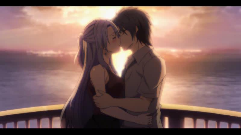 FRONDA Rikei ga Koi ni Ochita no de Shoumei shitemita Наука влюблена и мы докажем это 12 серия THE END
