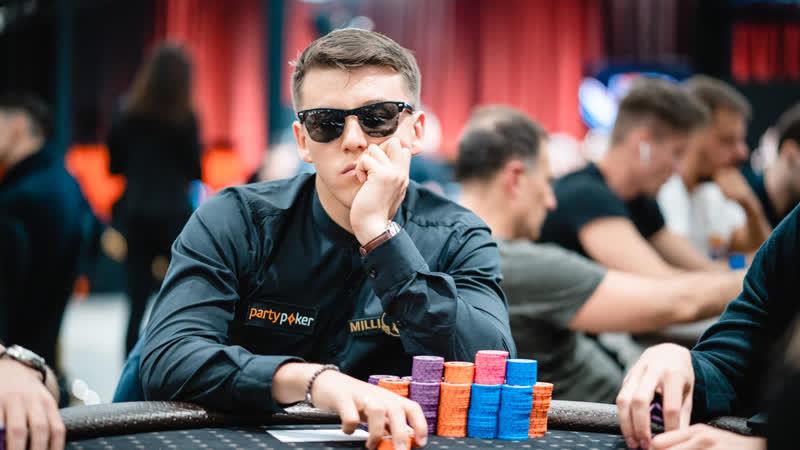 Турнир хайроллеров Triton Poker День 3 MILLIONSRussia
