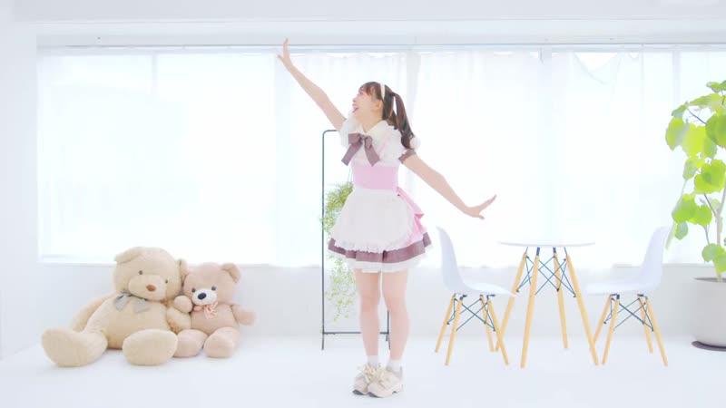 わた sweets parade 踊ってみた dance 4K あいうえお菓子下♪