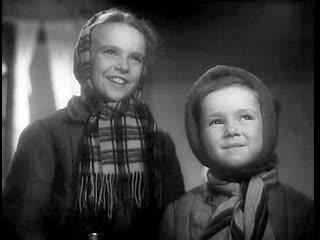 Жила - была девочка. (1944).