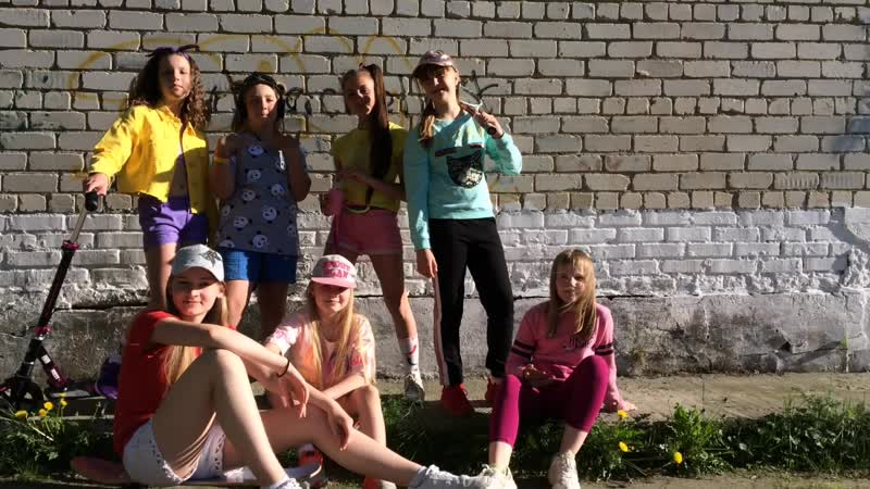 Girls Team   Dancehall   BodyMotion