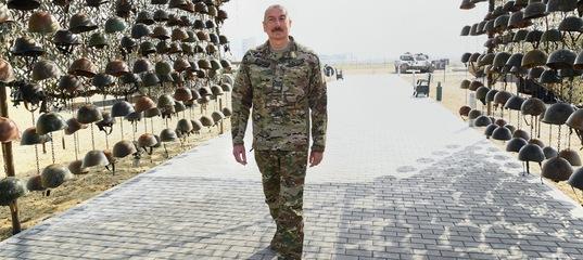 Алиева не устроил ответ России об «Искандерах» в Карабахе