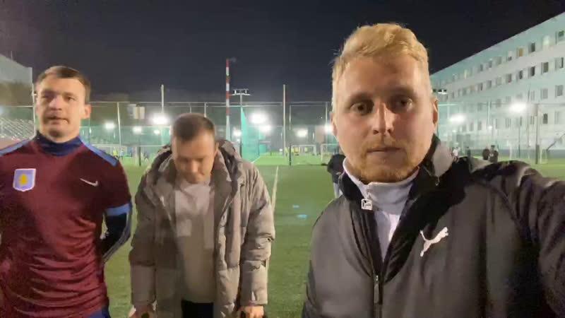 🏴 Астон Вилла - Карабах 🇦🇿 | Интервью | Amateur Cup
