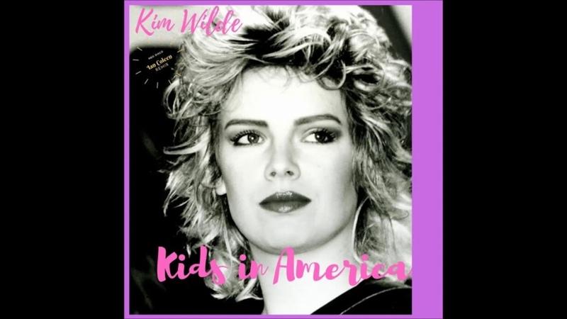 KIM WILDE KIDS IN AMERICA Neo Disco Remix by Ian Coleen