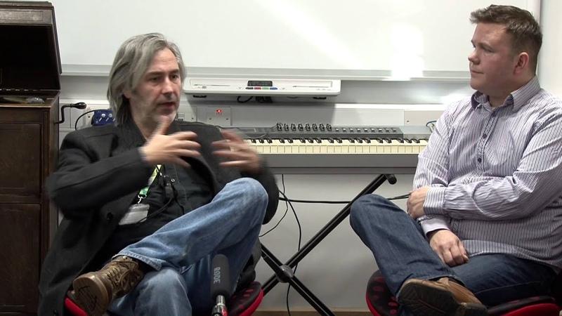 Neil Davidge Interviewed by Tony Hobden