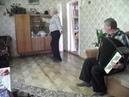 Ветеран Великой отечественной войны танцует яблочко на момент записи ему 79 лет