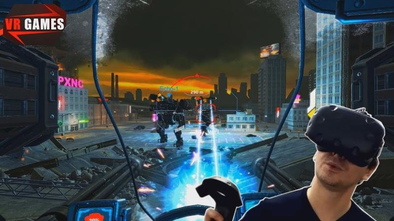 War Robots VR The Skirmish