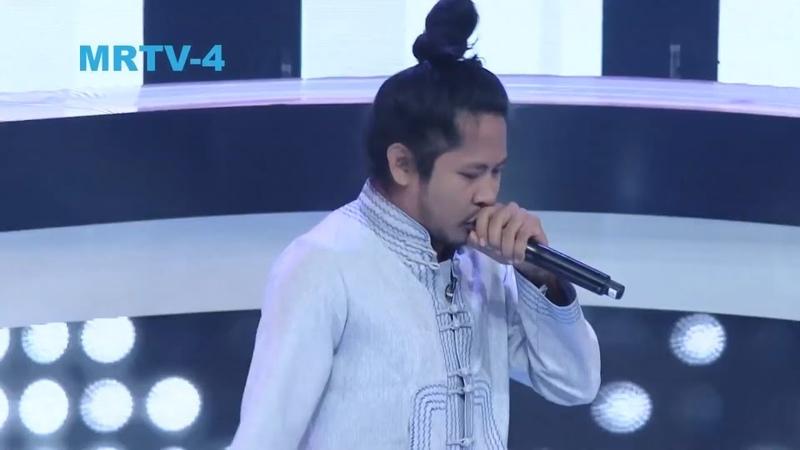 Novem Htoo Spit It Out Blind Audition The Voice Myanmar