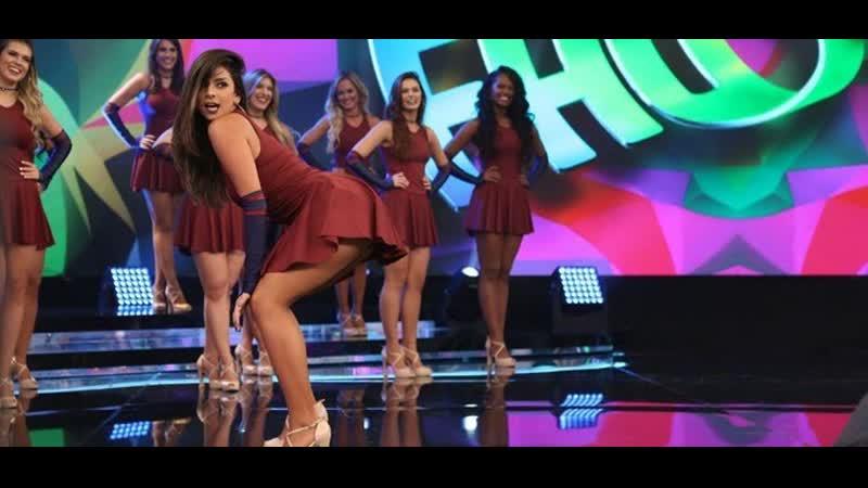 Dançarina 10 10 rebolando que nem vagabunda