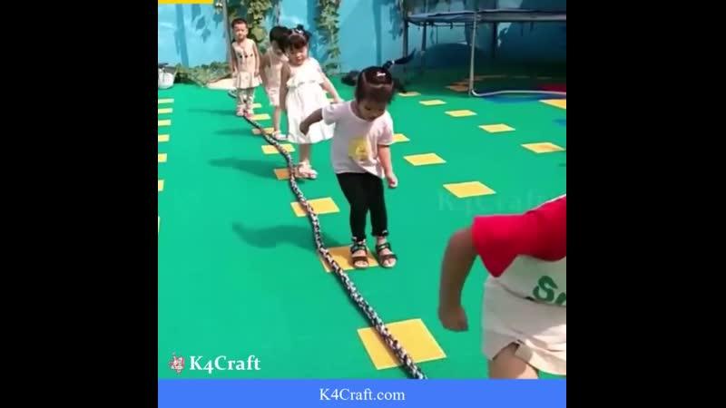 Веселые командные игры для детей и взрослых