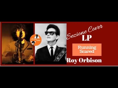 LP The Diamond Light vintage Running Scared COVER Roy Orbison