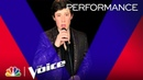Micah Iverson and Kelly Clarkson Perform Lady Antebellum's I Run to You - The Voice Finale 2020