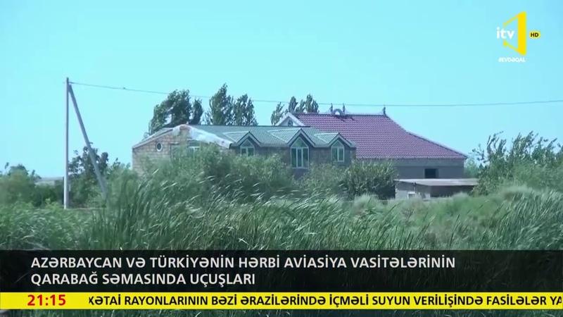 Qardaş ölkənin qırıcıları Qarabağ səmasında manevr etdi Eksklüziv