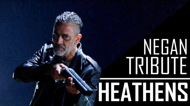 Negan Tribute Heathens TWD