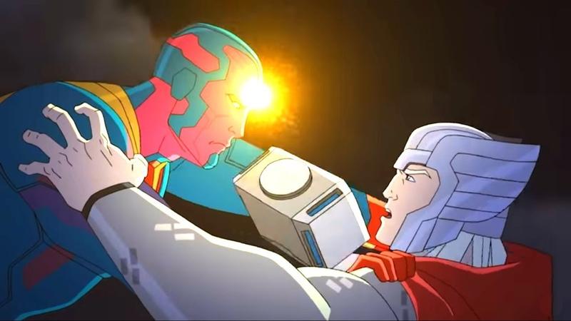 Мстители: Революция Альтрона   Серия 24 Сезон 3 - Противостояние. Часть 2: Могучие Мстители