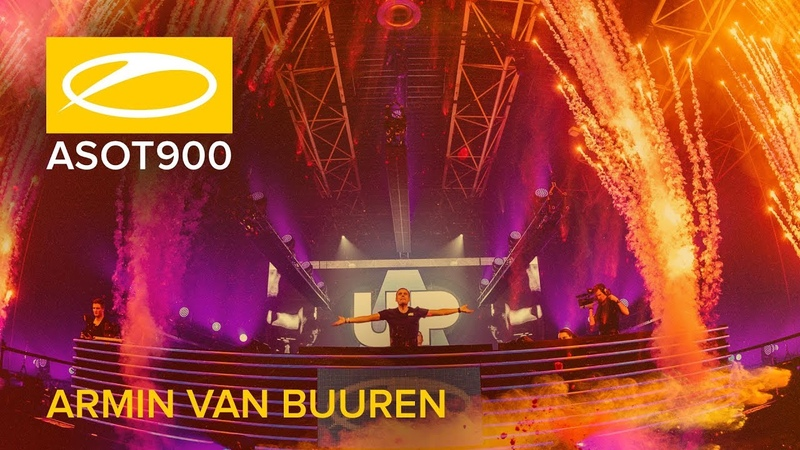 Armin van Buuren live at A State Of Trance 900 Jaarbeurs Utrecht The Netherlands