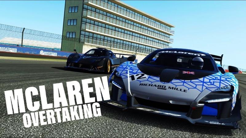 McLaren Overtaking Challenge Top 9 Options