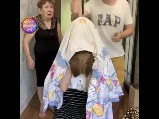 Как отправить бабулю в могилу