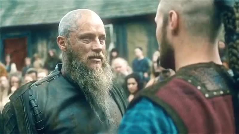 Ragnar Lothbrok x Ubbe Lothbrok vine