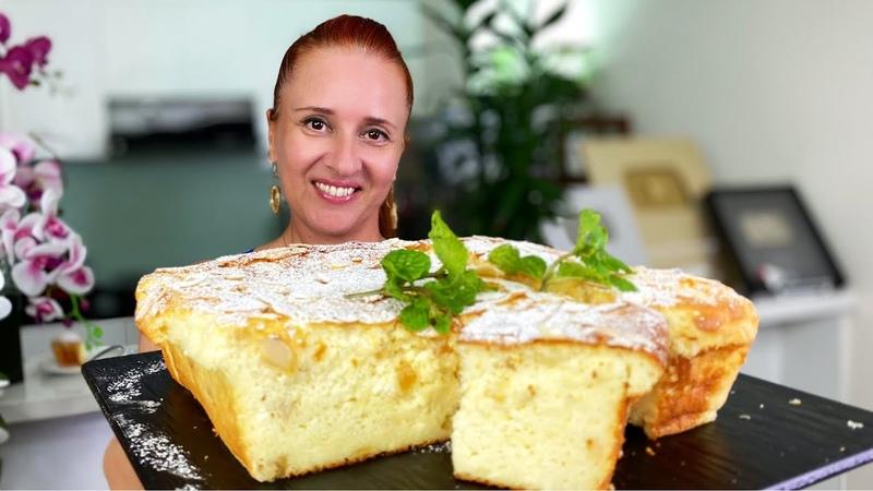 БЕЗ МУКИ Королевская творожная запеканка Крутая бабка лучше сырников Люда Изи Кук Soft Cheesecake
