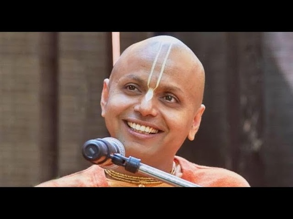 Soulful Kirtan by Gaur Gopal Das at Liberation By Sound Mumbai on 18th Feb 2018