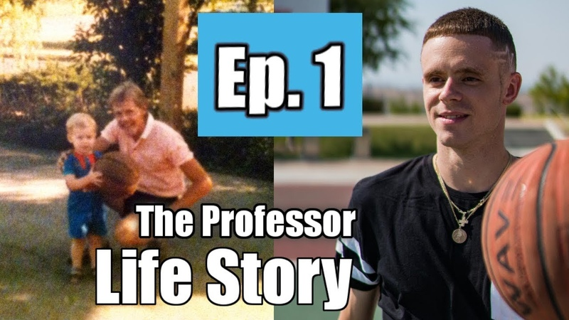 Professor's Life Story Underdog to Global Basketball Icon GH Ep 1
