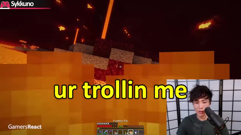 Gamers React Minecraft 10IQ Plays That you Will Regret Watching *TRY NOT TO CRINGE* 4