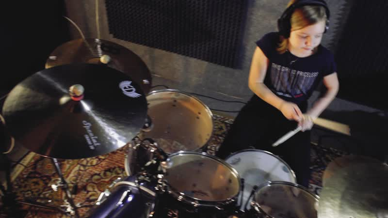 Papa Roach STILL SWINGIN Drum Cover