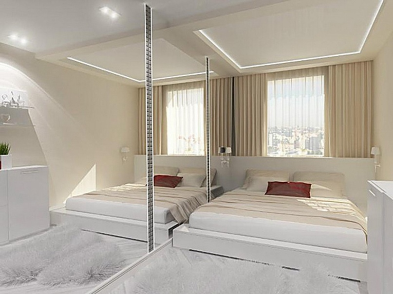 5 способов визуально расширить жилое пространство., изображение №9