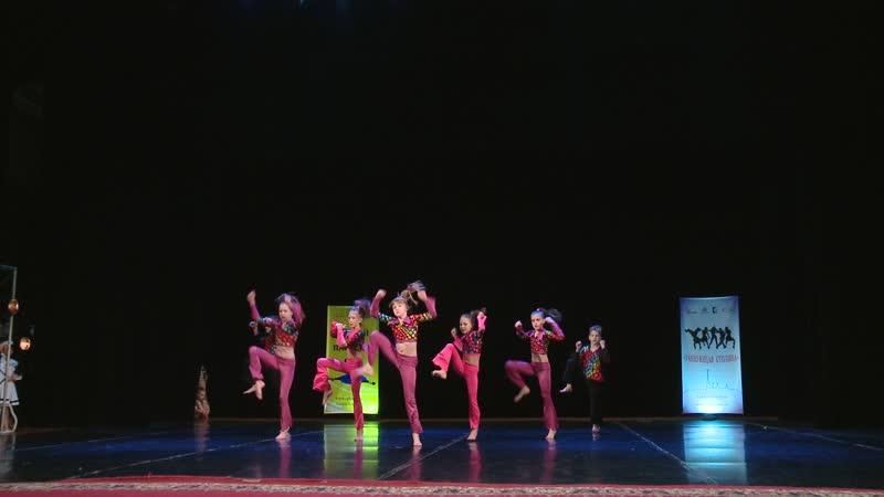 Мамма Мия акробатический танец 22 02 2020 Юный танцор
