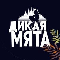 Логотип ДИКАЯ МЯТА   Южный тур