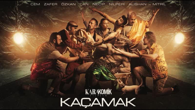 Karakomik Filmler Kaçamak 2019 HDRip XViD