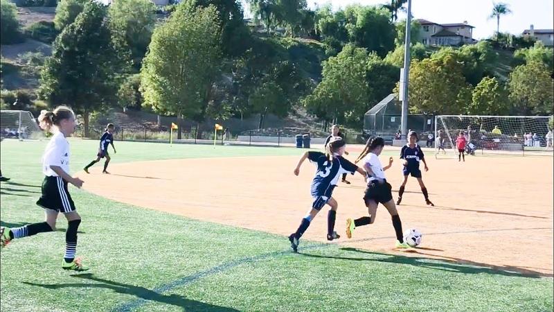 Youth Girls Soccer | Vista Storm vs Scripps Ranch